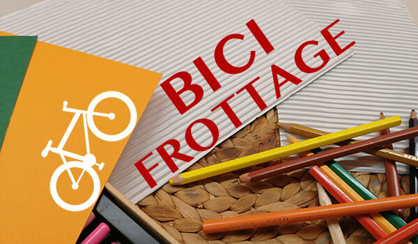 Bici frottage