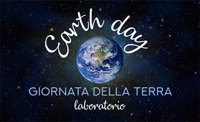 Earth day - laboratorio d'arte