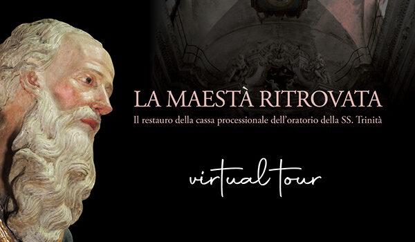 La Maestà ritrovata virtual tour